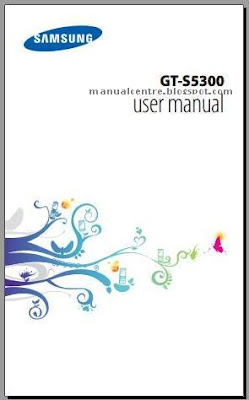 Samsung Galaxy Pocket Manual Cover