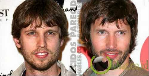 Jon Heder - James Blunt