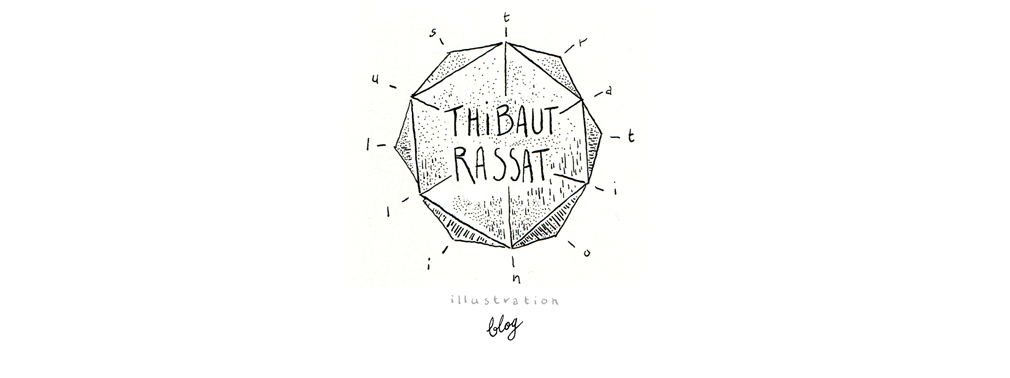 Thibaut Rassat - illustration