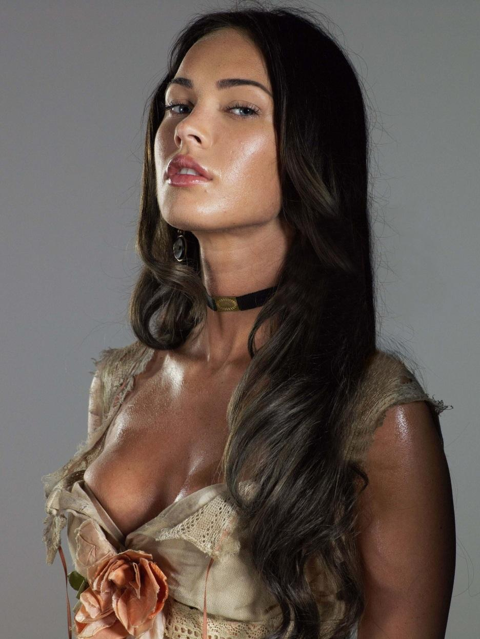 Megan Fox High Resolution