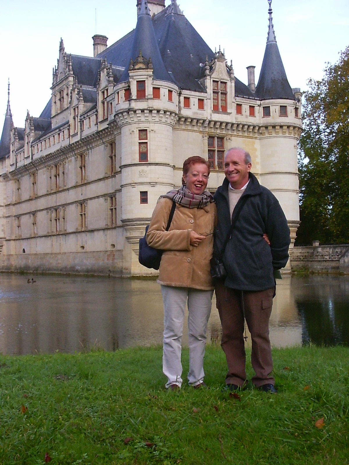 Francia los castillos del Loira