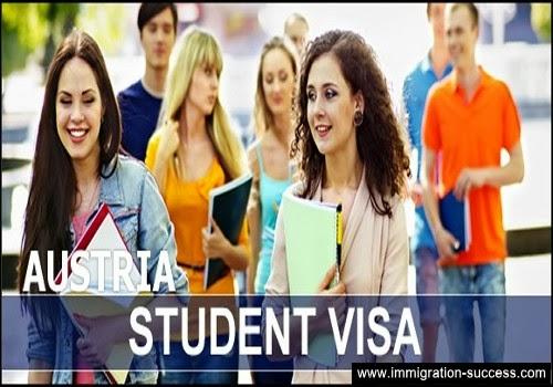Austria Student Visa