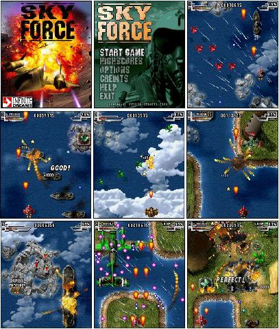 Sky Force Reloaded - Download Game PC Iso New Free