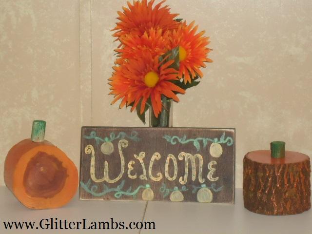 A diy pumpkin decorating idea for sale