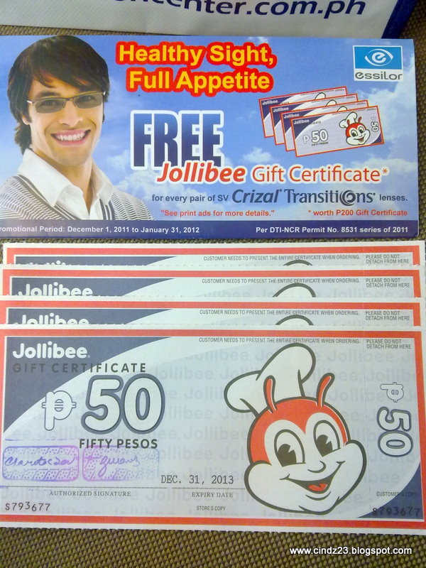 All about family jollibee and starbucks gift certificate jollibee p200 gc yelopaper Images