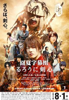 Xem phim Lãng Khách Kenshin 2 (Sát Thủ Huyền Thoại 2 ) - Rurouni Kenshin Kyoto Inferno