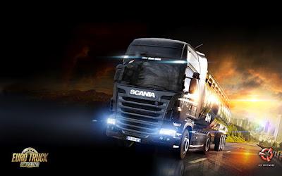 Euro Truck Simulator %100 Save Dosyası İndir