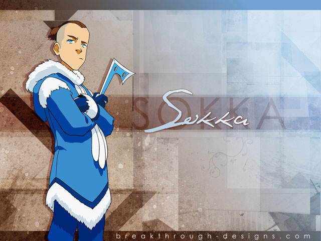 The Last Airbender - Sokka