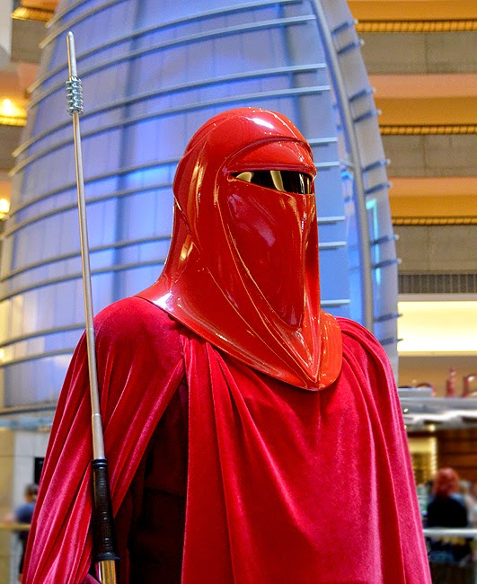 Dragon Con 2014 Cosplay | Star Wars Red Guard