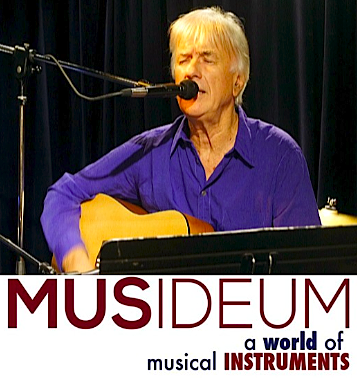 Jim McCarty (of the Yardbirds) @ Musideum, Wednesday