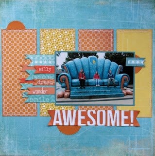 Jimjams - Awesome - De Efteling Sofa