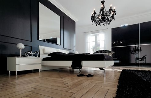 rose wood furniture black modern bedroom furniture