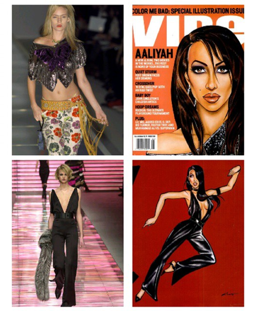 Aaliyah Archives Aaliyah Fashion Pieces