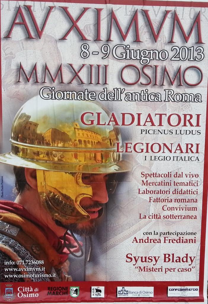 Osimo romana giugno 2013