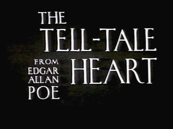 anxiety and paranoia in the tell tale heart a short story by edgar allan poe A short edgar allan poe biography describes edgar allan poe's life, times, and work also explains the historical and literary context that influenced poe's short stories.