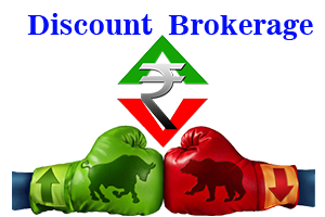 Flat Discount Low Brokerage Trading Account Zero Brokerage in India