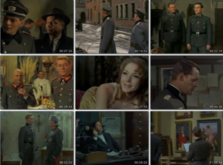 La noche de los generales | 1966 | The Night of the Generals | Secuencias de la película