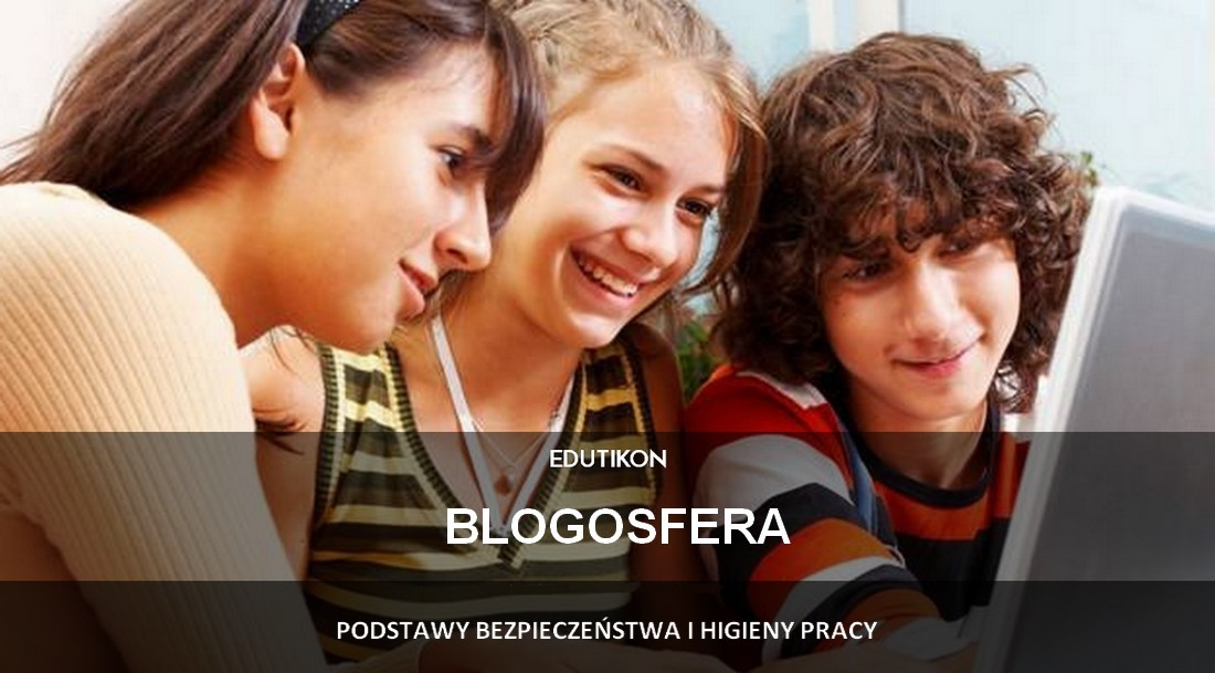 EDUTIKON - blogosfera: Podstawy BHP