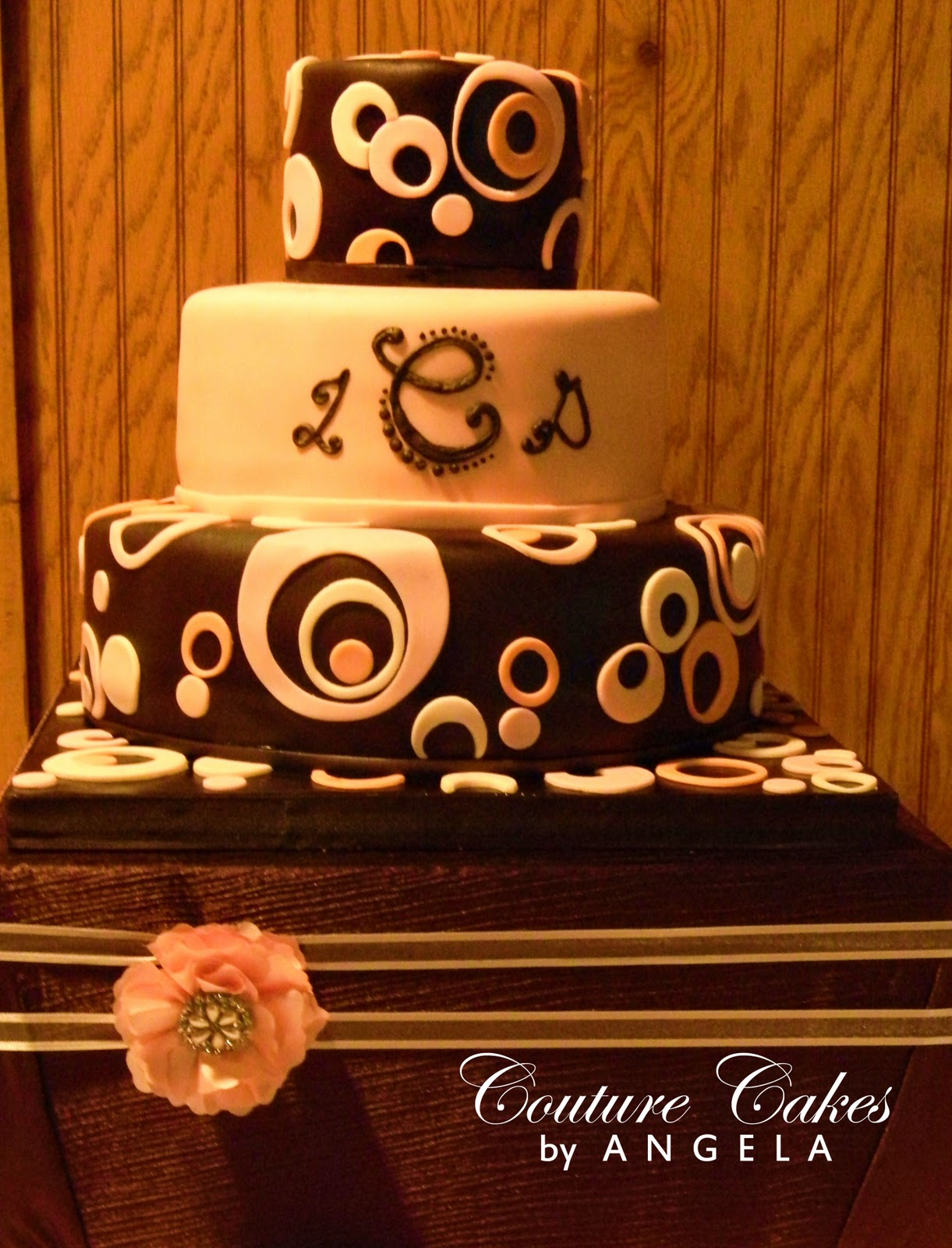 Couture Cakes by Angela March 2011