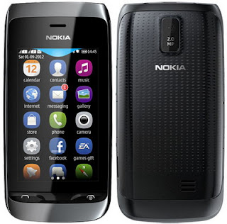 Firmware Nokia Asha 310 RM-911 Version 08.13