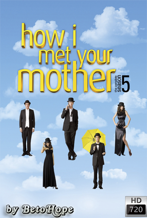 How I Met Your Mother Temporada 5 [720p] [Ingles Subtitulado] [MEGA]