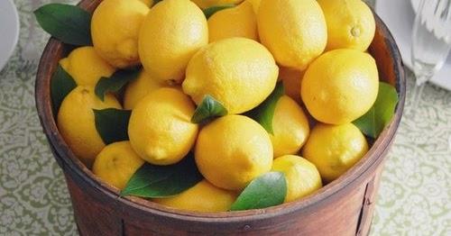 صفرا بر قوی معلومات عمومی طبی: لیمو ترش و فواید آن
