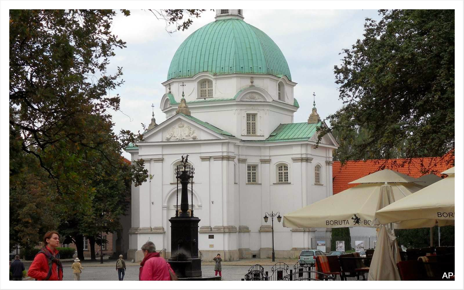 Neustädter Markt -St. Kasimir Kirche