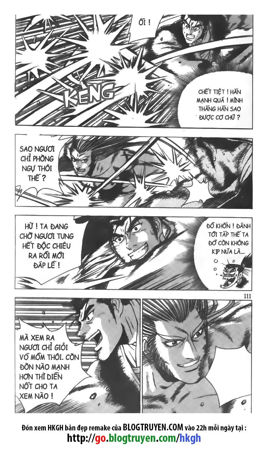 Hiệp Khách Giang Hồ chap 212 page 4 - IZTruyenTranh.com