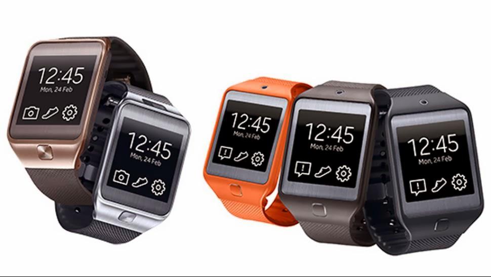 Los nuevos relojes inteligentes de Samsung