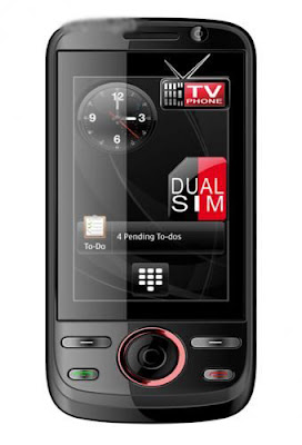 eTouch i270  Specs and Price