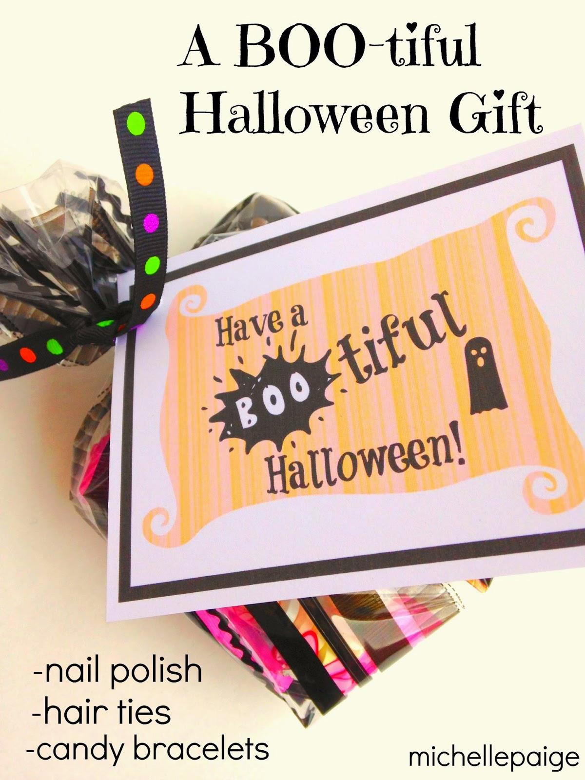 Boo-tiful Halloween Gift