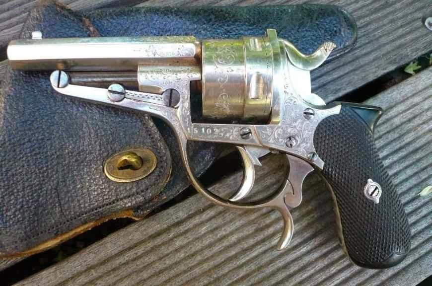 Armas de Fuego: wesson