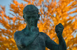 【本郷新記念札幌彫刻美術館「4つの星 札幌二中の彫刻家たち」 北海道立近代美術館「エコール・ド・パリの古典流儀」(北海道札幌市)】