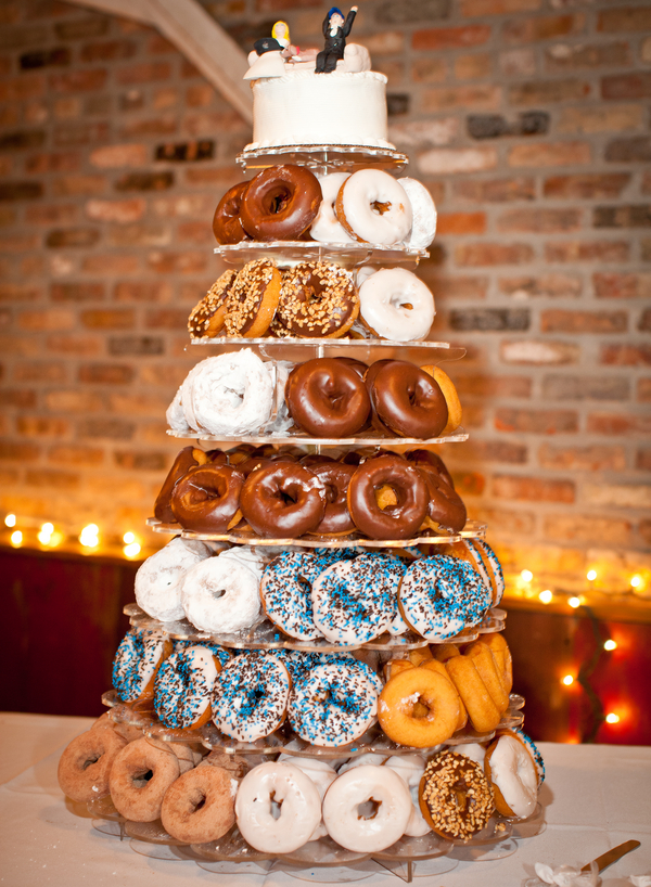 Wedding Cake Of Donuts Louisville The Local Ky
