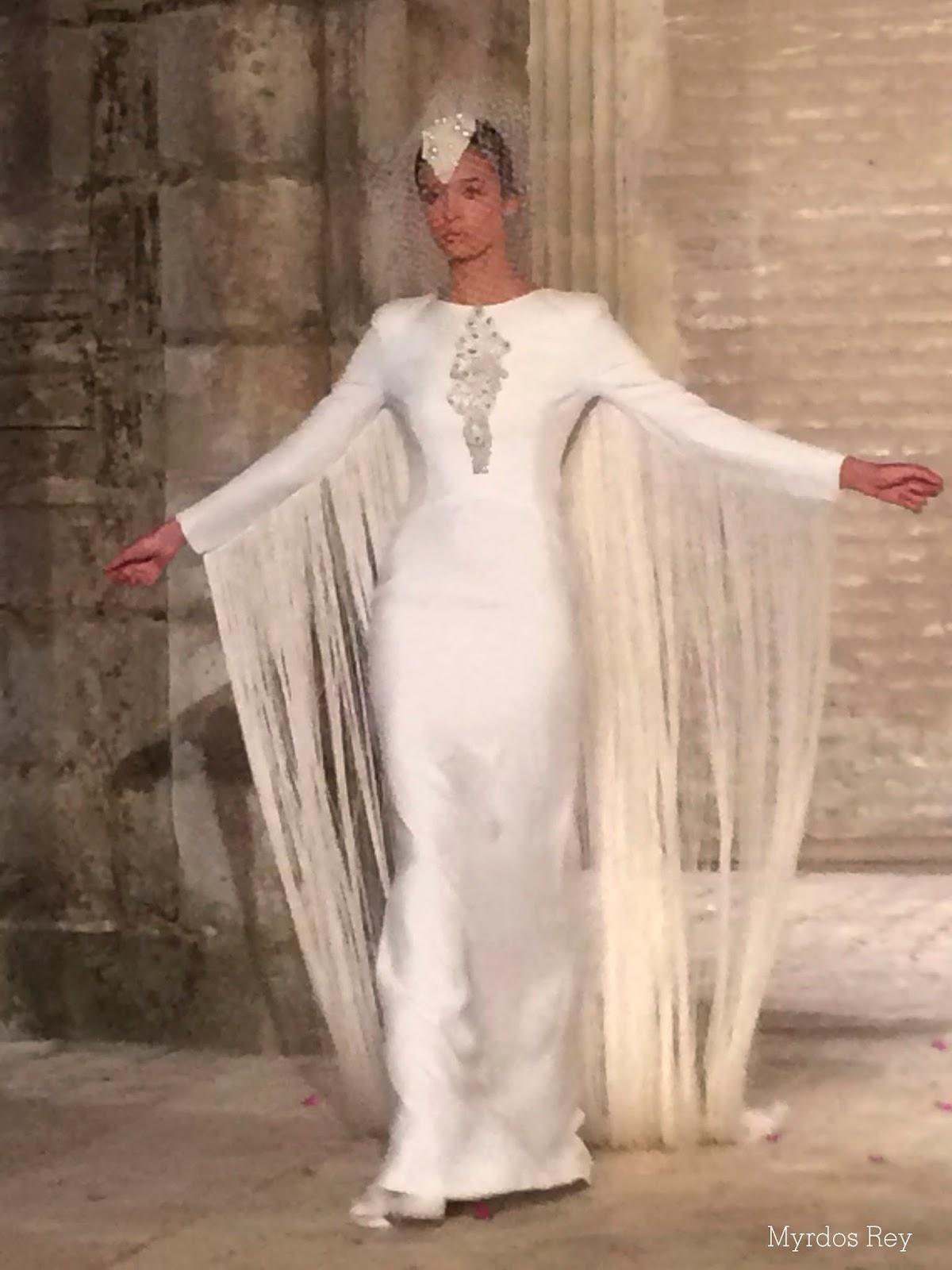 Precios vestidos novia fernando claro