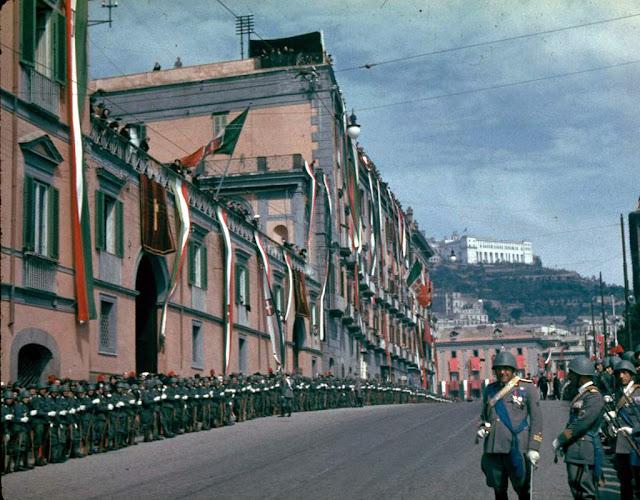 El Dia que Hitler visito Italia