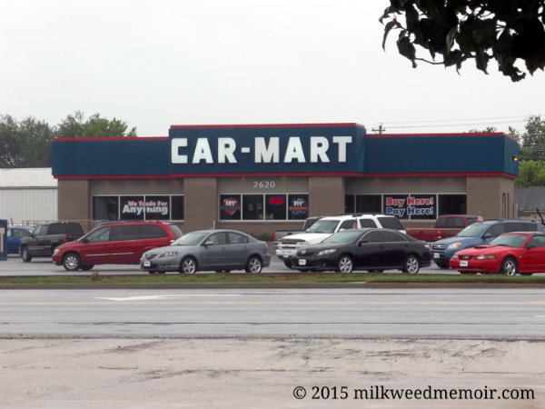 Car-Mart, Rogers, Arkansas