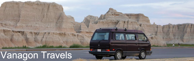 Vanagon Travels: VW Vanagon Road Trip and Photo Blog