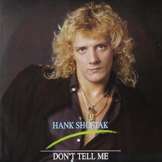Hank Shostak - Don't Tell Me (Single)