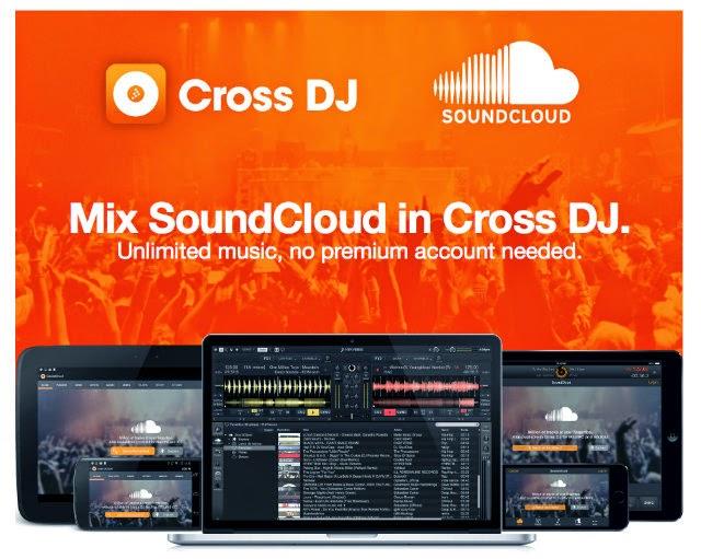 cross dj full version apk