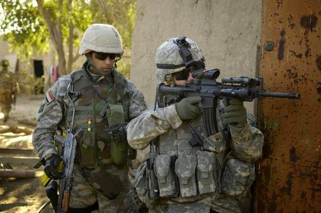 Military News - New rules will halt imminent danger pay for 44,000