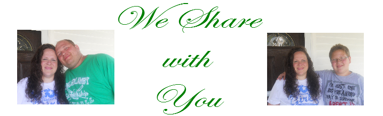 We Share With You