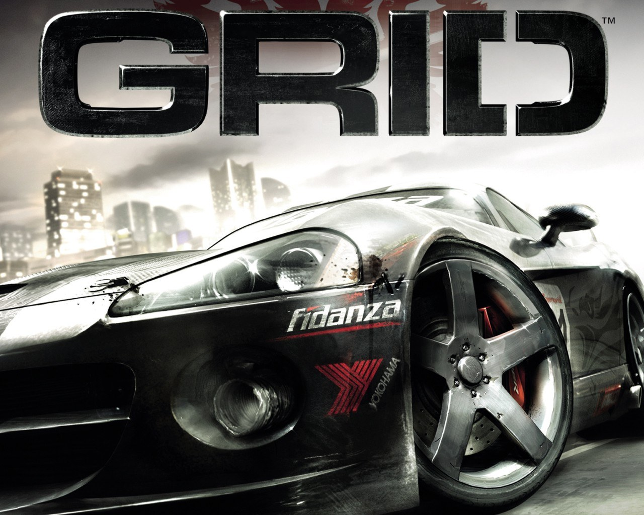 Race Driver Grid is a Car Game