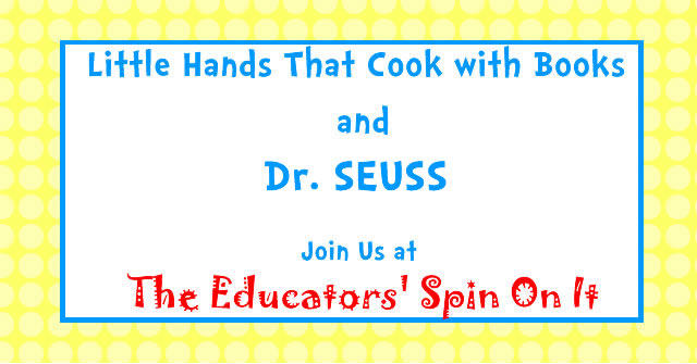 Dr. Seuss Inspired Snack Ideas featured at The Educators' Spin On It