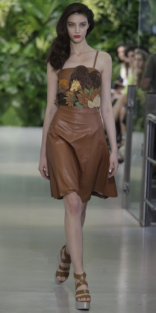 Weekly outfit inspiration- Sao Paulo Fashion Week