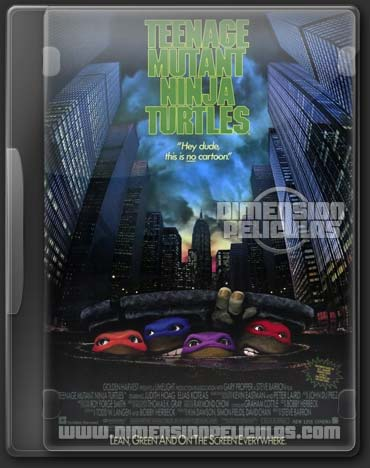 Teenage Mutant Ninja Turtles (DVDRip Ingles Subtitulado) (1990)