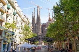 Avinguda Gaudi