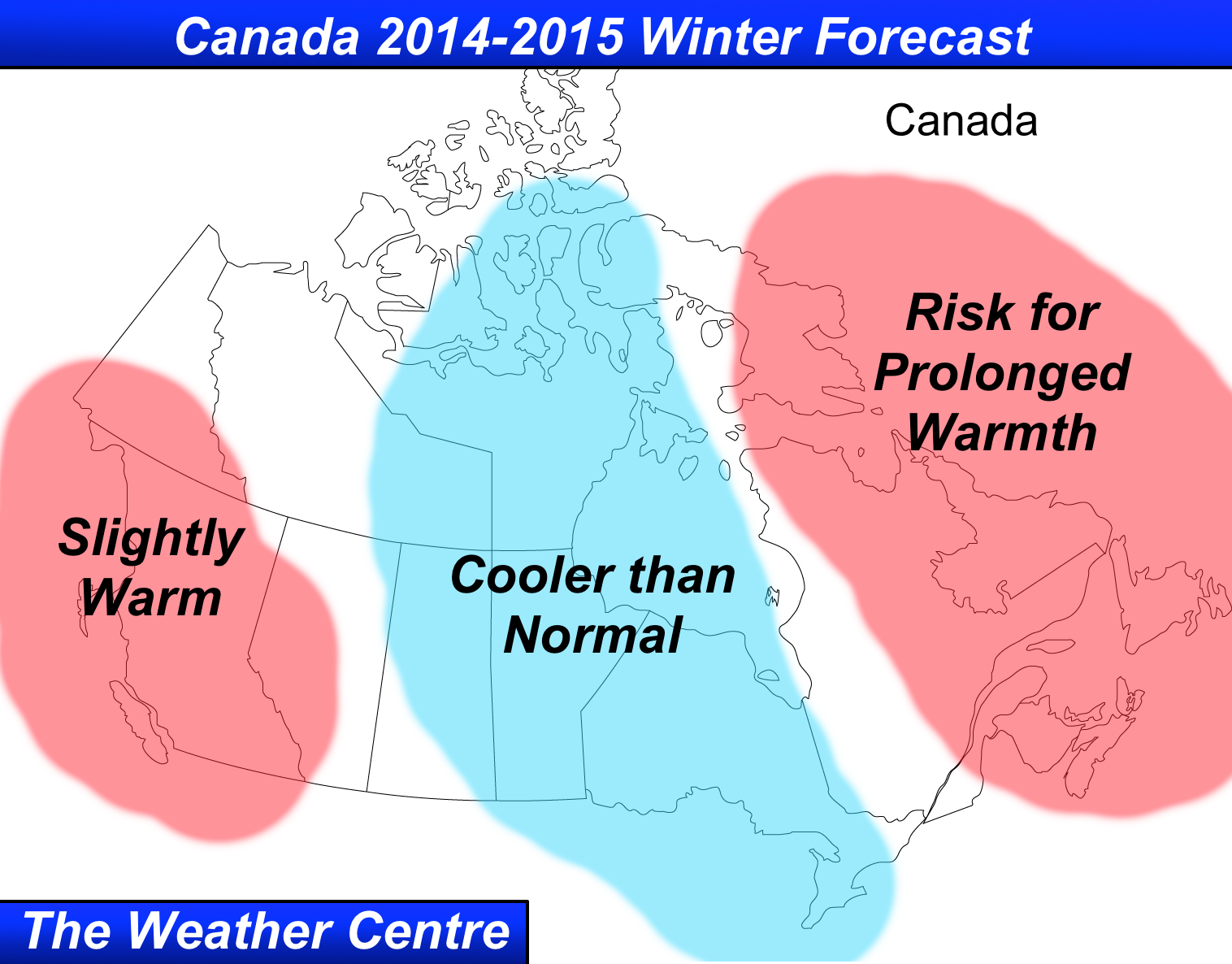 Winter Forecast 2014 2015