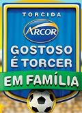 Participar promoção Arcor 2014 Gostoso É Torcer Em Família