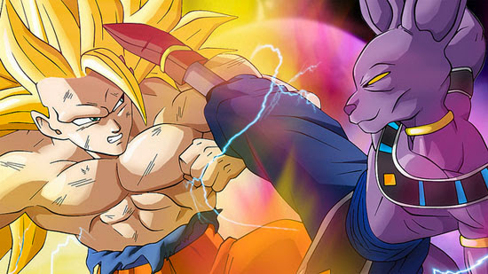 5237c611d551e73683 Dragon Ball Z: Battle of Gods